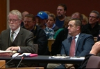 Jim Schmitt, removal hearing, Green Bay city council