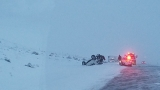 Multiple crashes, slide-offs close I-84 between Pendleton, Ontario