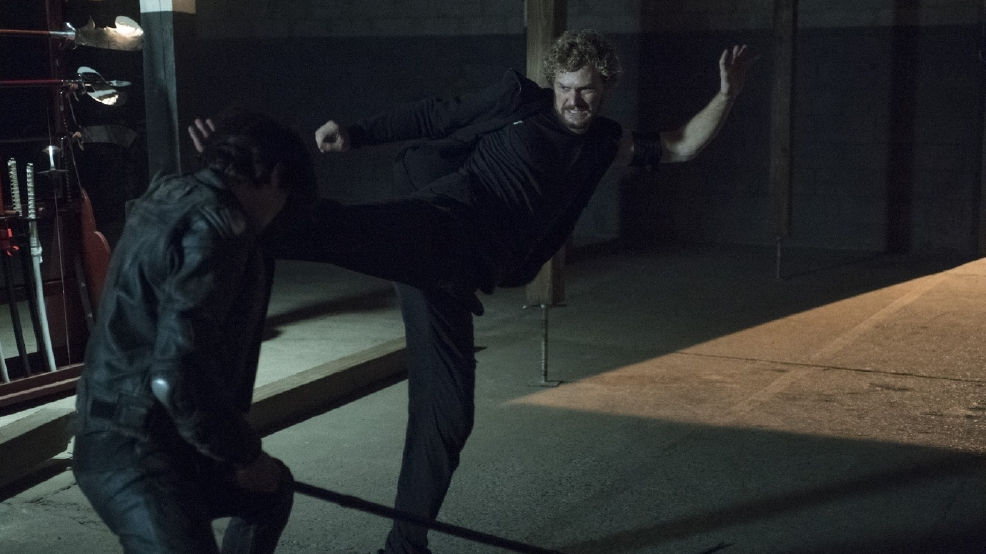 The final Defender arrives in trailer for Netflix's 'Iron Fist'