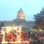Holiday spirit fills Jefferson City for the 77th Jaycee's Christmas Parade