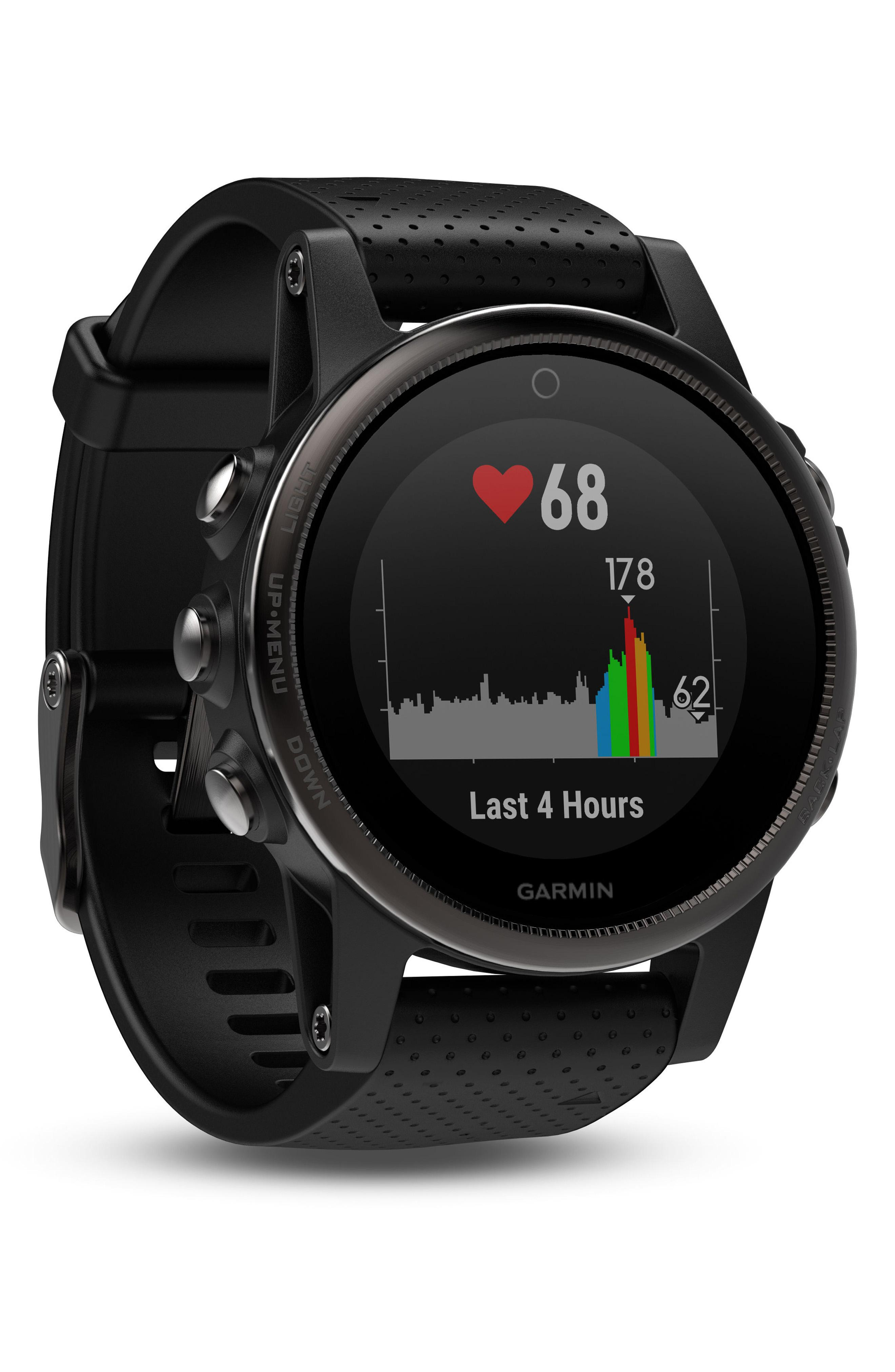 "GARMIN FENIX 5S SAPPHIRE ($699.99). Nordstrom just launched their Pop-In@Nordstrom called ""GET'S WIRED"" with more than 125 tech products both in store and online. The selection has everything from underwater drones, 3D printers, wireless ear buds, Polaroid cameras, and more. (Image courtesy of Nordstrom)"