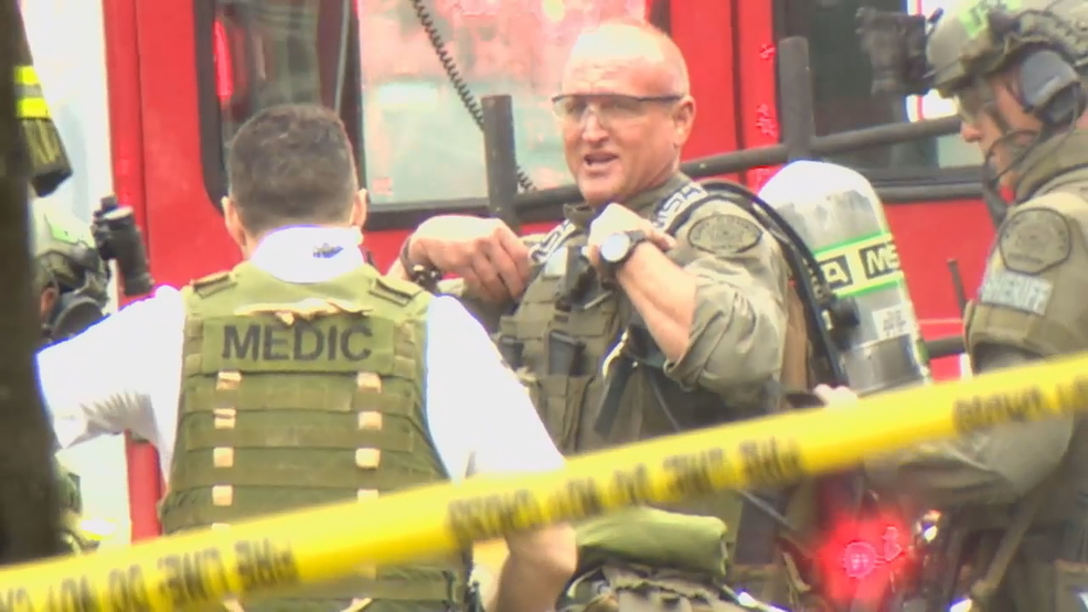 Some Seattle Firefighters To Wear Bulletproof Vests For Extra Safety Komo