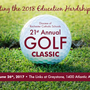 Diocese of Rochester hosting golf tournament