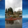 'Weak tornado' hits Clark County, causes minor damage