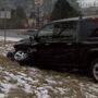 Icy conditions cause early morning accidents