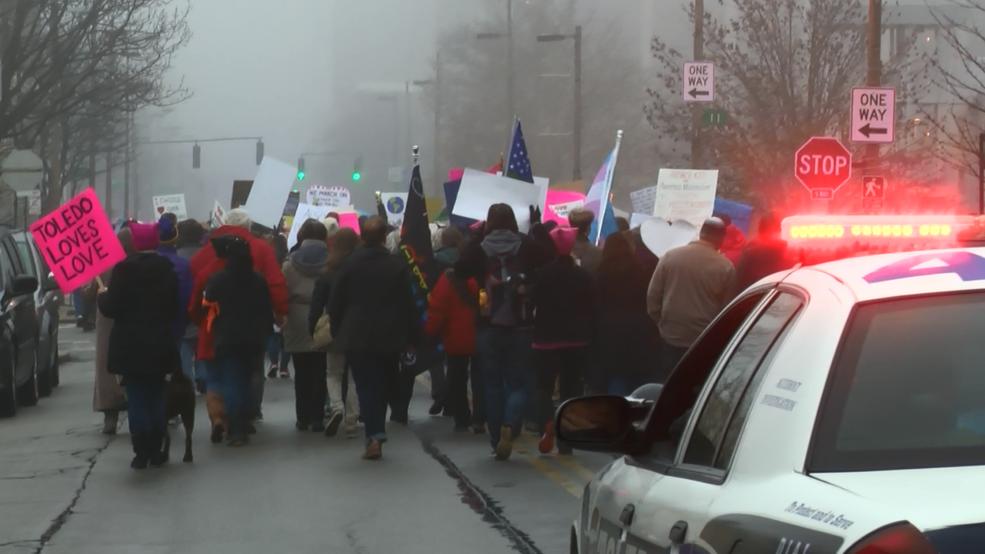 YWCA Northwest Ohio hosts 2nd annual I Rise Unity March