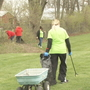 More than 100 volunteers help clean up Huber Heights parks