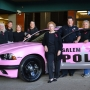 Salem Police roll out pink patrol car for Breast Cancer Awareness Month
