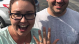 Wedding ring returned to owner following Facebook  shares
