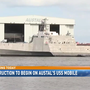 Construction begins on USS Mobile at Austal USA