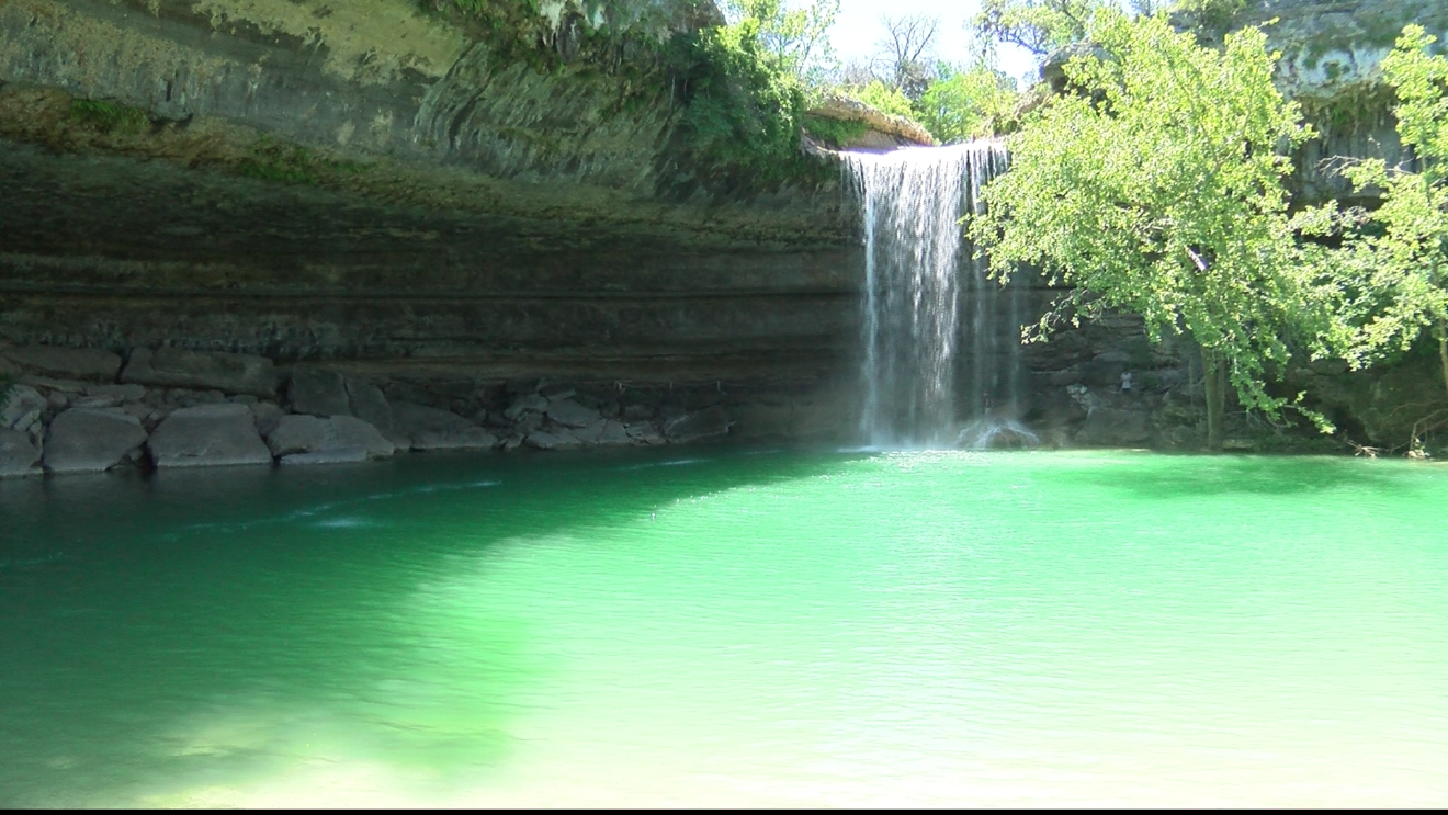 Hamilton pool re opens with safety upgrades after for Pool design hamilton