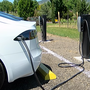 First Tesla chargers in Medford arrive at 2Hawk Vineyard and Winery