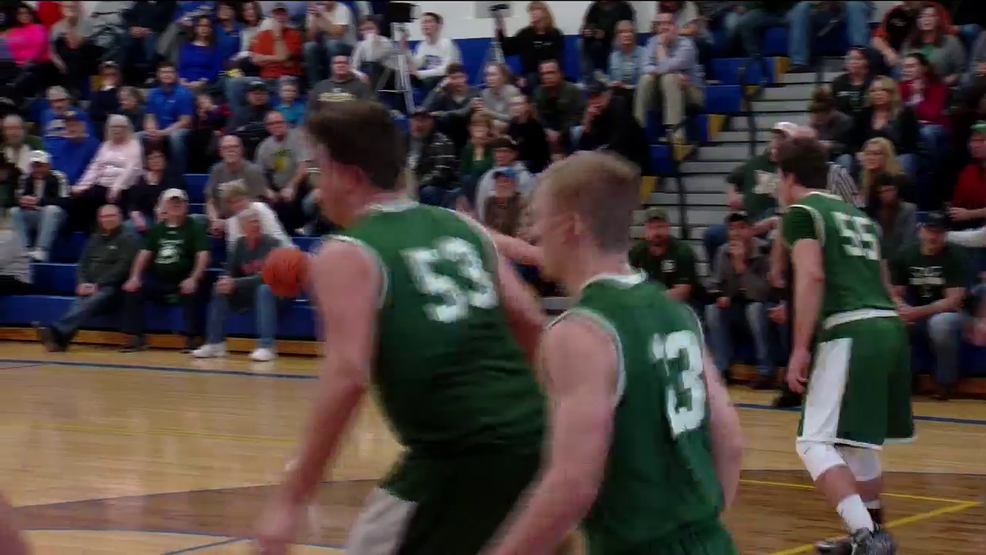 2.13.18 Highlights: Steubenville Central vs. Shenandoah - Boys 2A Semis