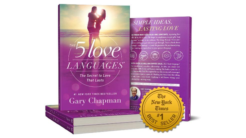 CONTEST: '5 Love Languages' Book Giveaway
