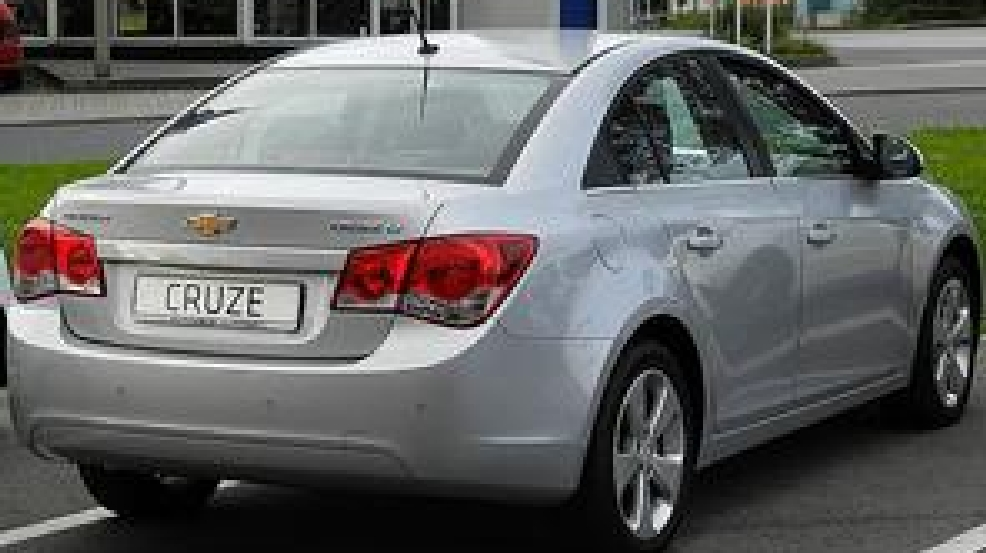chevy cruze recalled over brake issue wjla. Black Bedroom Furniture Sets. Home Design Ideas