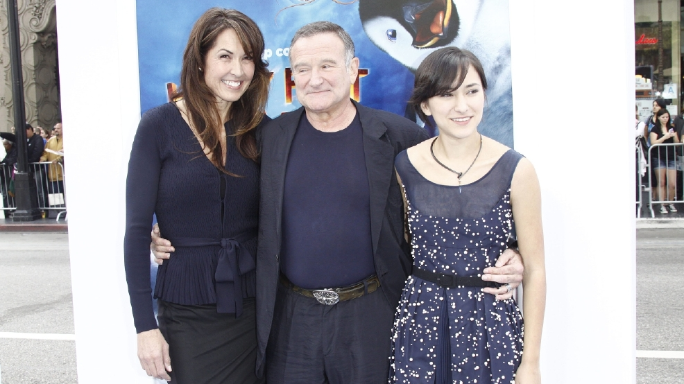 Robin Williams missed out on a role in 'Harry Potter' because he was American