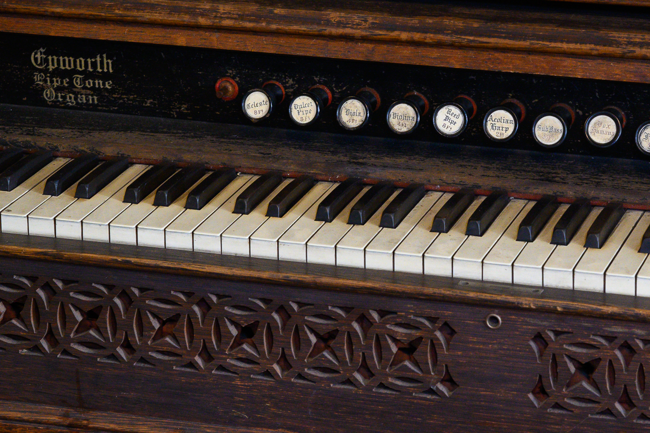 An Epworth Pipe Tone Organ / Image: Phil Armstrong, Cincinnati Refined // Published: 1.7.20