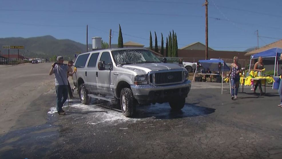 Tehachapi Car Wash