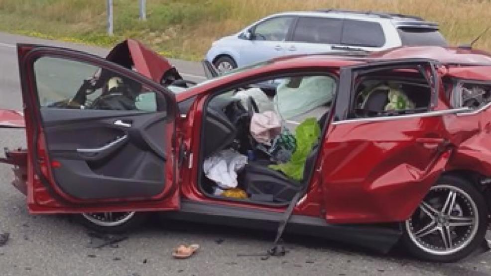 Costa Mesa Car Crash