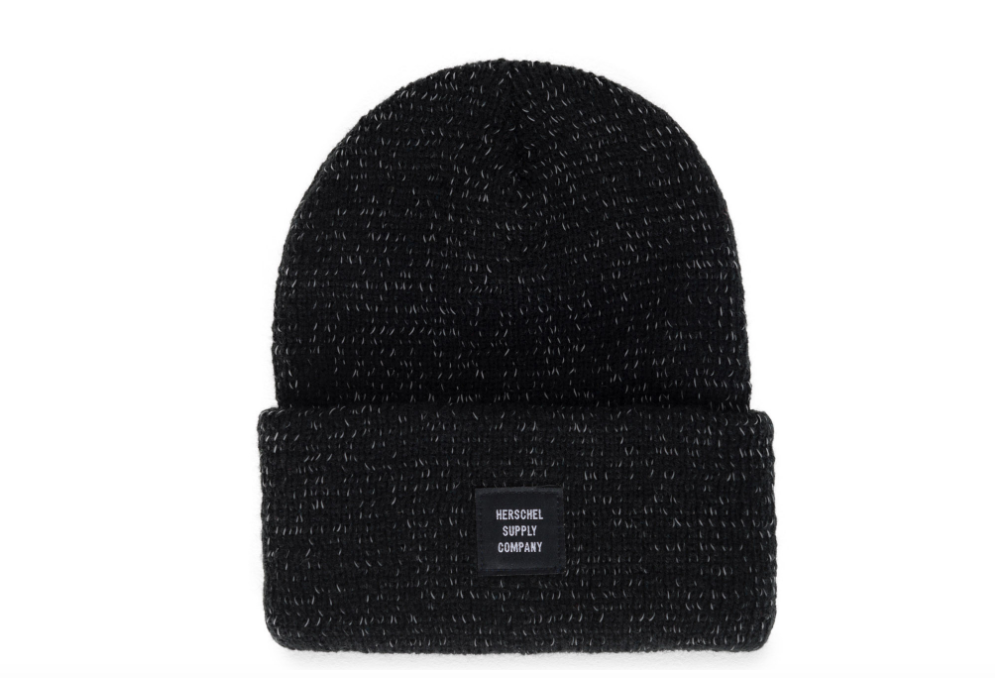 Abbott Beanie by Designer: Herschel Supply Co. from Moorea Seal Collection ($30). Find on mooreaseal.com. (Image: Moorea Seal)