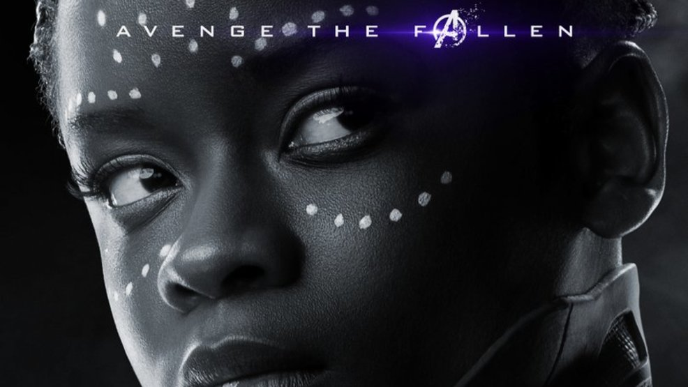 New 'Avengers' posters clarify who survived 'Infinity War,' and Shuri fans are not happy