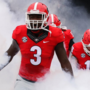 Dawgs open fall camp, Smart singles out Roquan Smith as a leader
