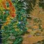 Yakima Valley under strong wind advisory; tornado warning for parts of Oregon