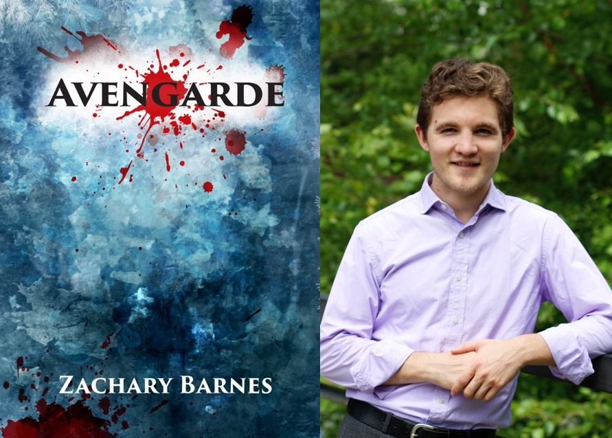 Local author Zachary Barnes will be hosting a book signing for his first book, Avengarde, during the Church Street Holiday Stroll. Come in and warm up with us and enjoy some Butternut Squash Soup and Hot spiced Cider, and learn all about a great new book you can cozy up with this winter.  (Images: Courtesy Lani Furbank)
