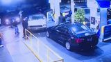 Gun battle caught on camera at Northwest Fresno gas station