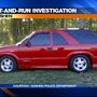 Goshen police searching for suspect in hit-and-run accident