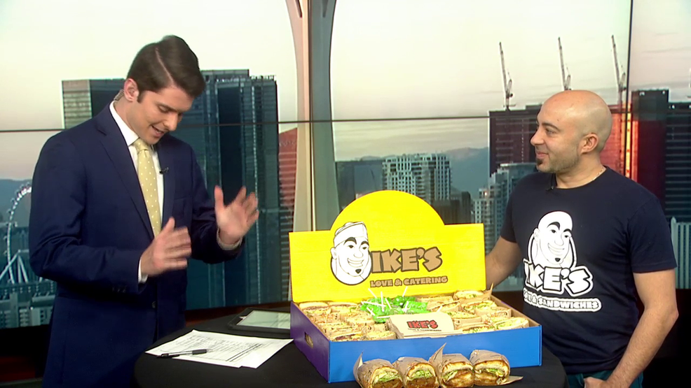 Ike's Love & Sandwiches talks new upcoming location at UNLV