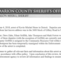 Marion County Sheriff's Deputy reassigned after filmed punching transient man