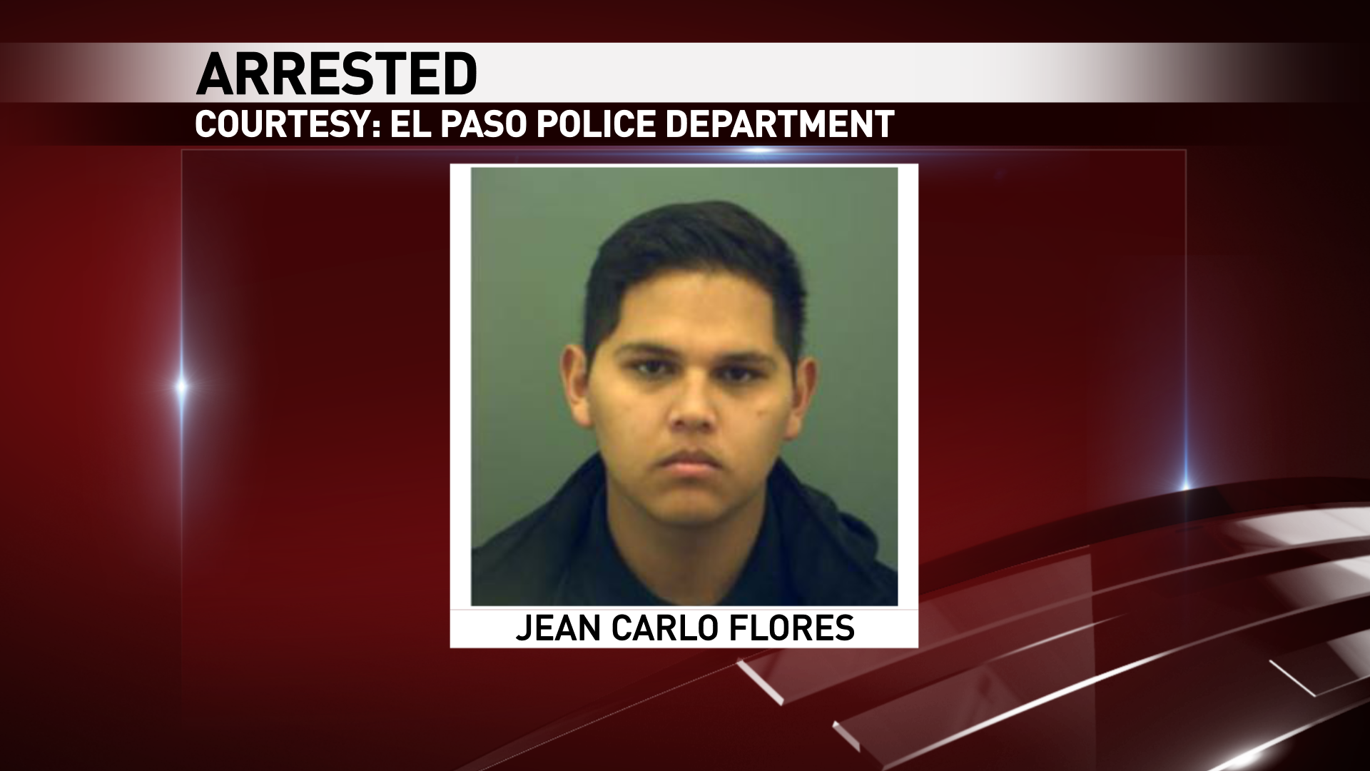 Jean Carlo Flores, 17, faces a charge of theft over $2,500 and under $30,000.