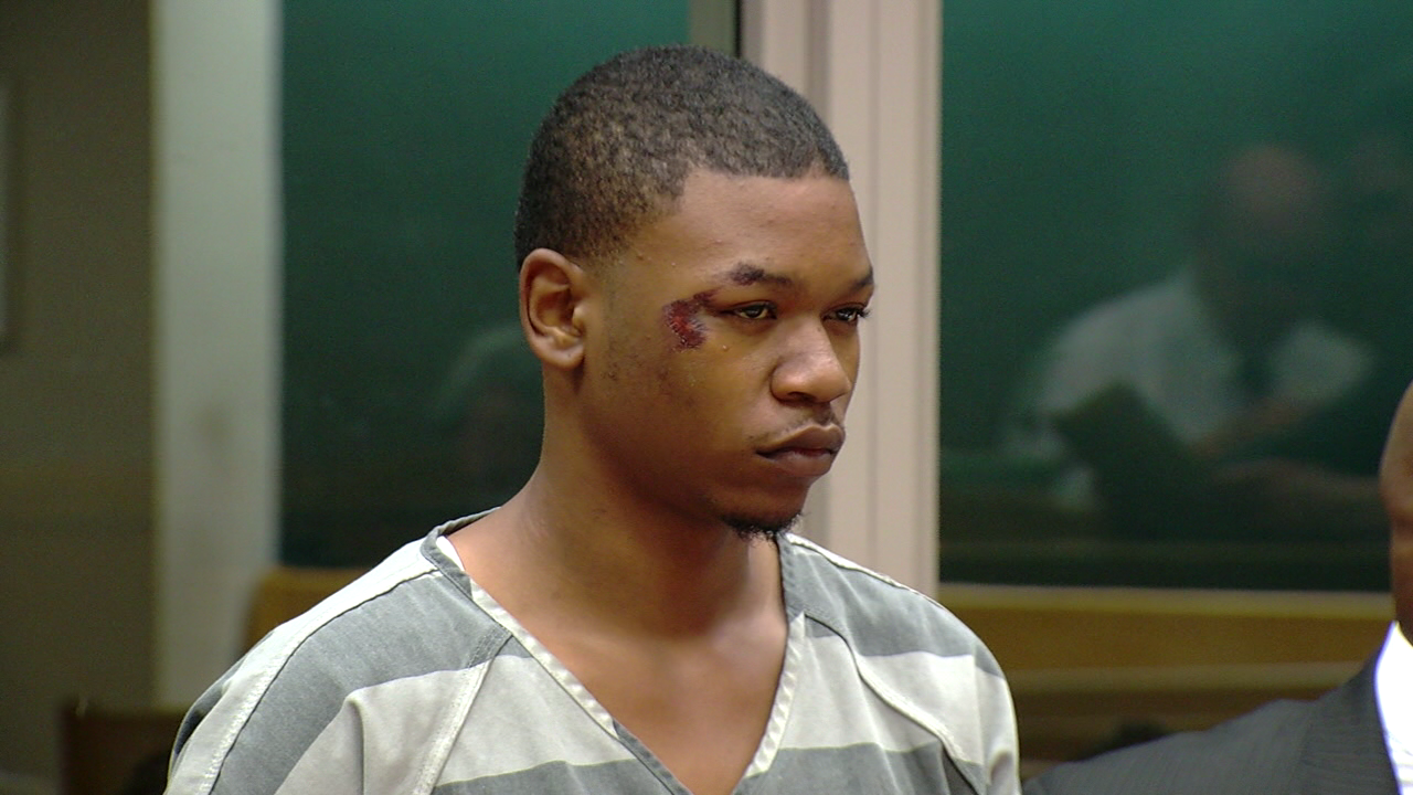 Anquan Williams is accused of shooting two men on Shadymist Lane in August. Parrish Perkins was killed (WKRC file)<p></p>