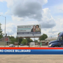 New pro-choice billboard appears in west Toledo
