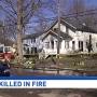 Kalamazoo house fire turns deadly, homeowner found inside