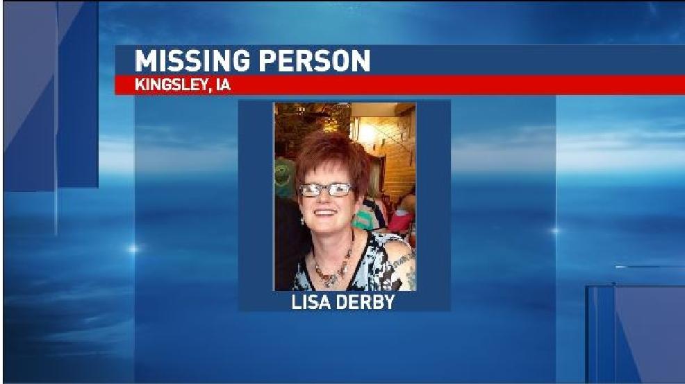 Missing Person Lisa Derby Kmeg