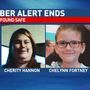 AMBER Alert canceled; abducted girls found safe