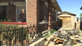 Family says two homes now unlivable, destroyed in El Paso windstorm