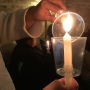 Candlelight vigil honors victims, survivors of domestic violence
