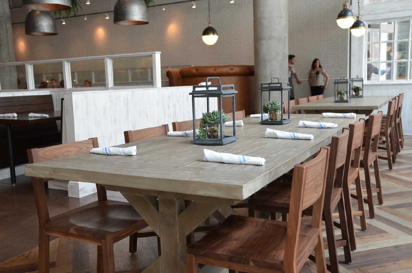 Maplewood kitchen and bar is the newest eatery from the thunderdome restaurant group bakersfield
