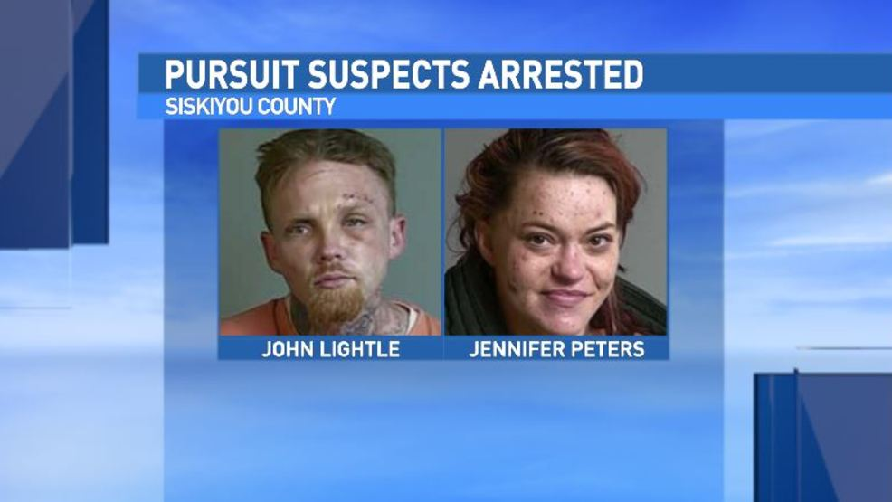 Two arrested in Siskiyou County elude after a traffic stop