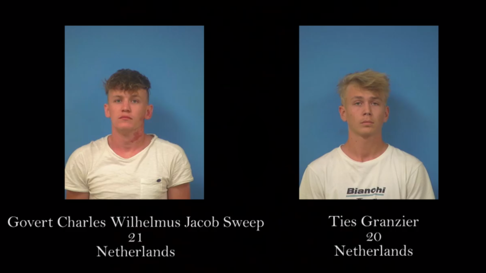 YouTuber from Netherlands arrested for trespassing onto Nevada National Security Site