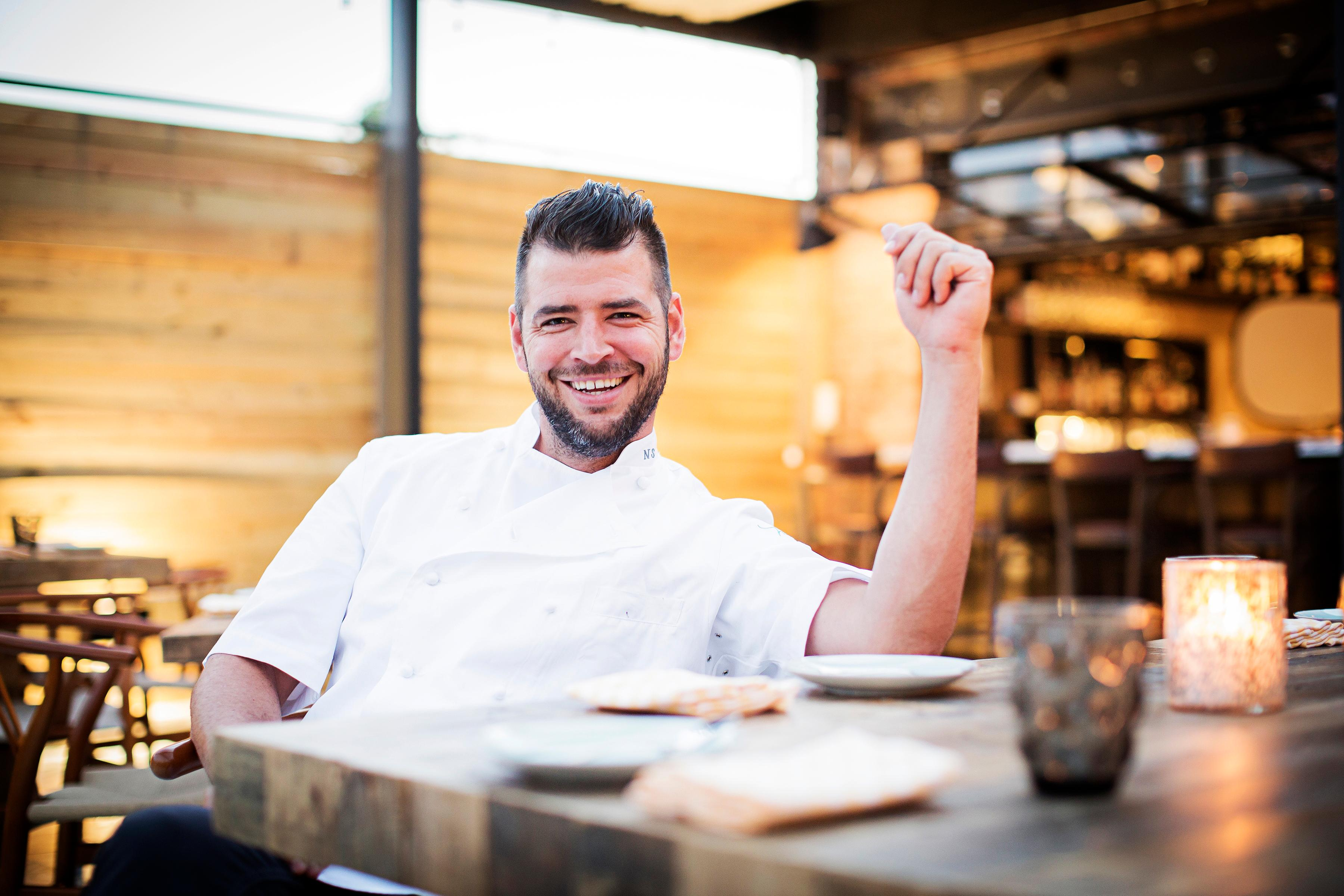 Nicholas Stefanelli is a finalist for Chef of the Year. (Image: Scott Suchman)