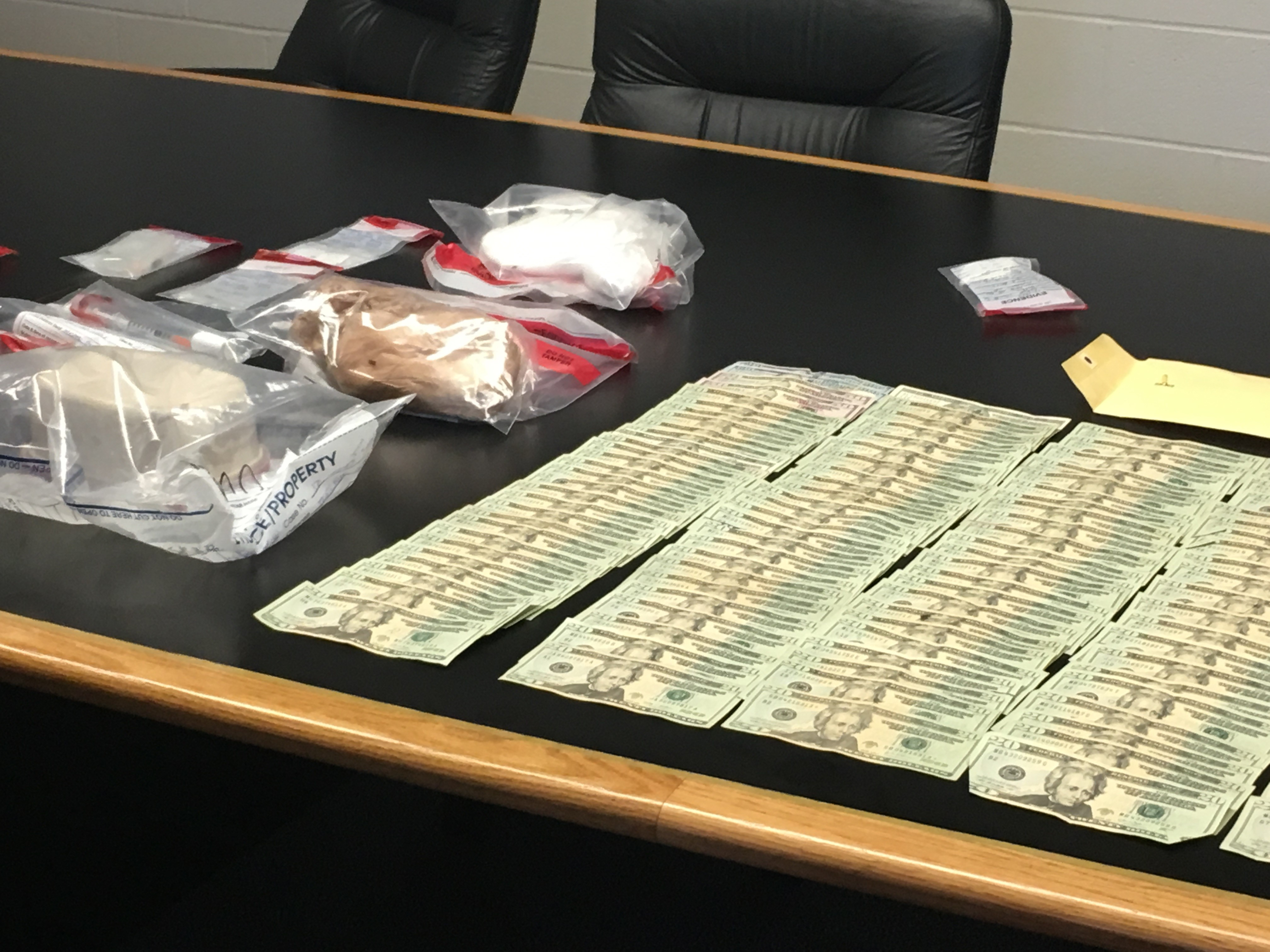 About $125,000 worth of drugs taken off the street in Clark County bust (Photo: Clark County Sheriff's Office)