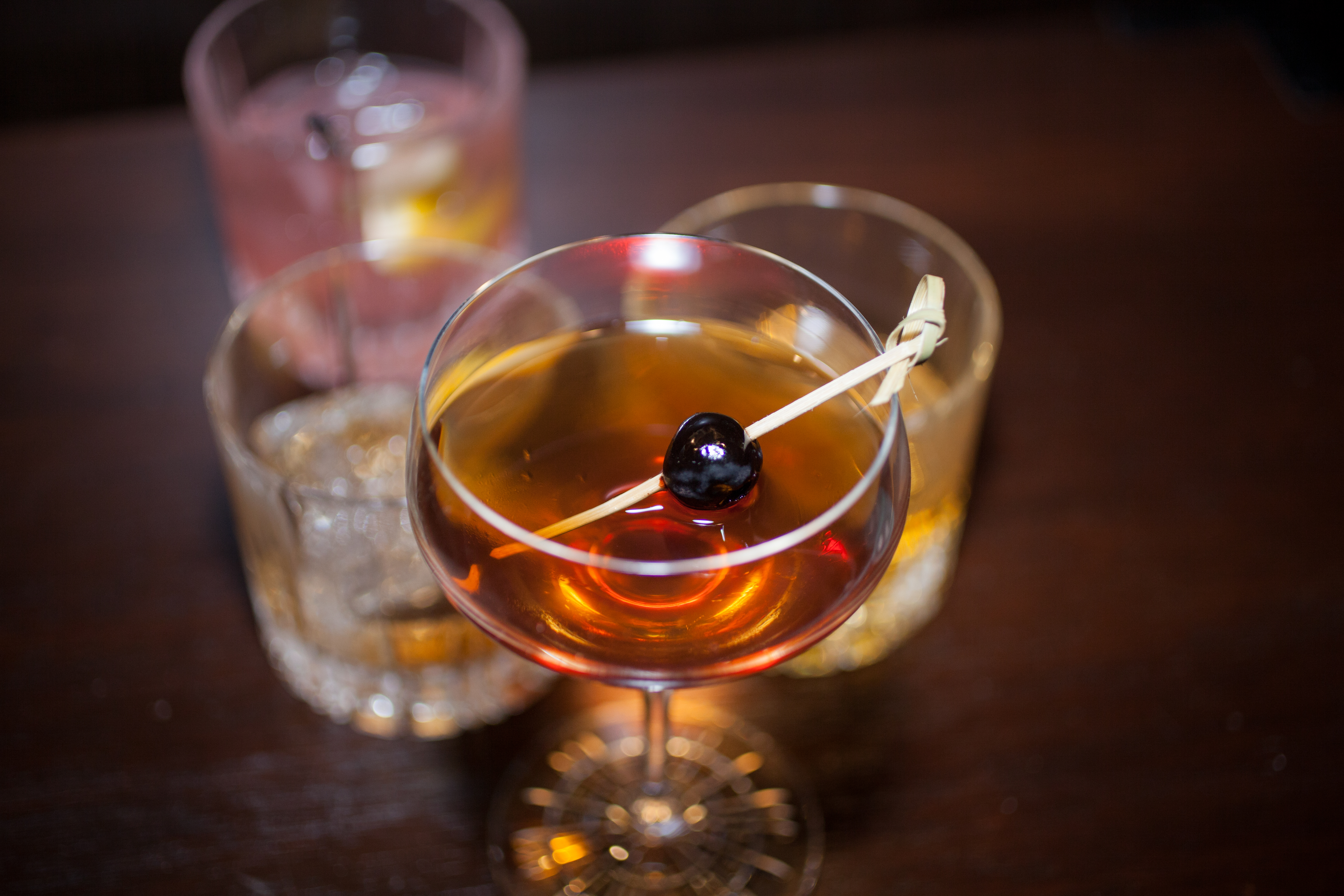 Smith Tower Old Fashioned{ }(Image: KIPMAN Creative)