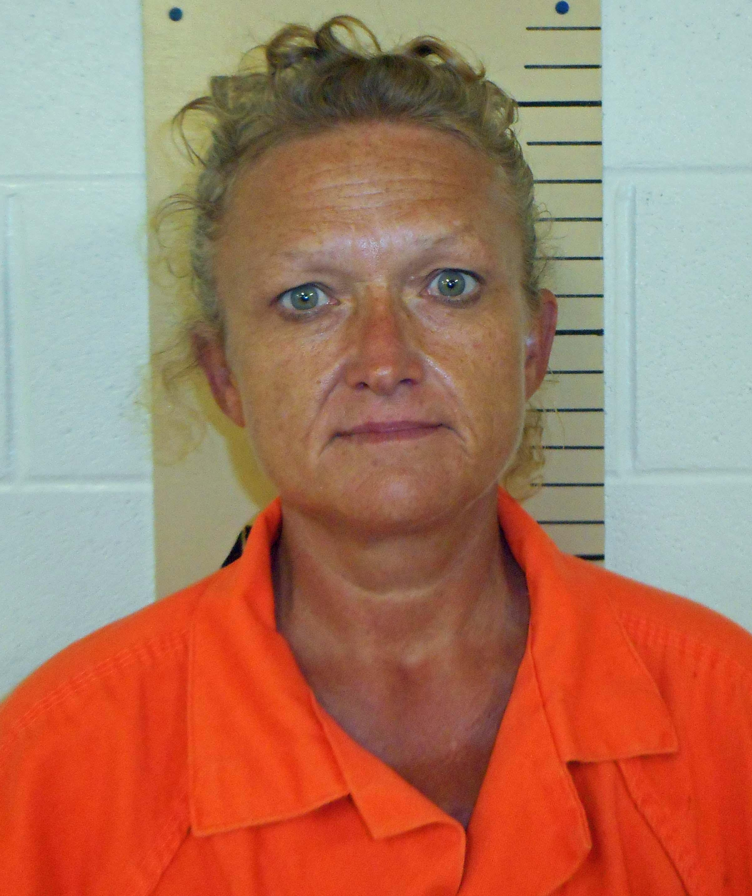 Shelly Adams. (Photo courtesy: Burnet County Sheriff's Office)