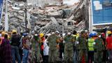 Strong new 6.1 earthquake shakes jittery Mexico, one reported death