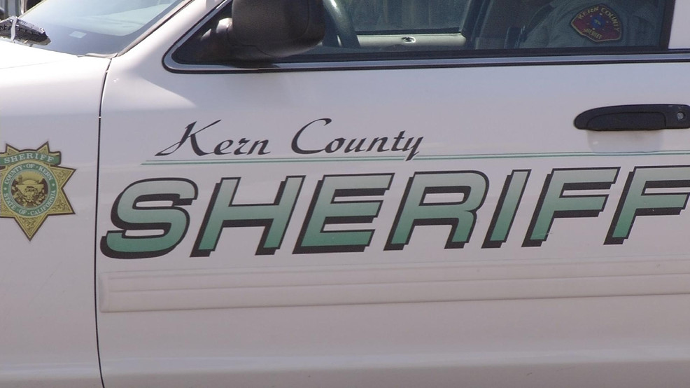 File a kern county sheriffs office patrol car and deputy are seen in a july 2016 file photo deputies arrested two men this week in north and central