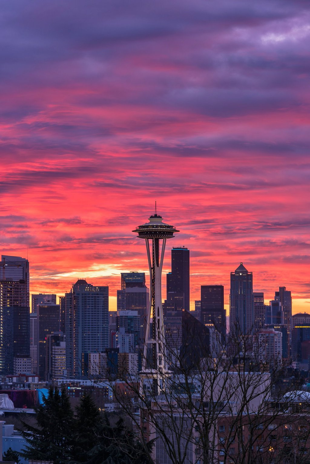 All Weather Tire >> Photos: Super Sunday brings Super Sunrise | KOMO